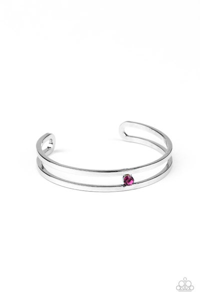 Solo-Artist Pink Bracelet