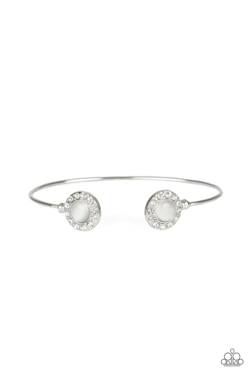 Instant Illumination White Bracelet