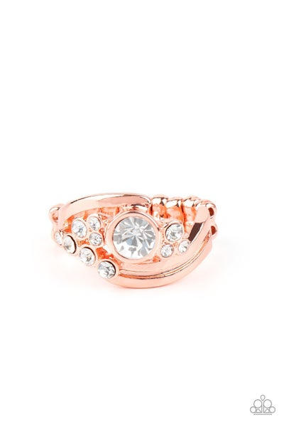 Glow A Fuse Copper Ring