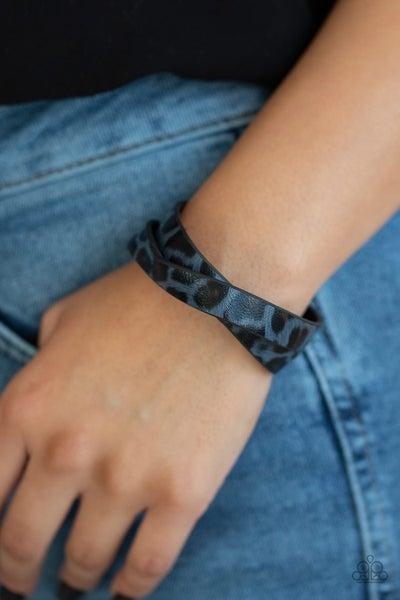 All GRRirl Blue Bracelet
