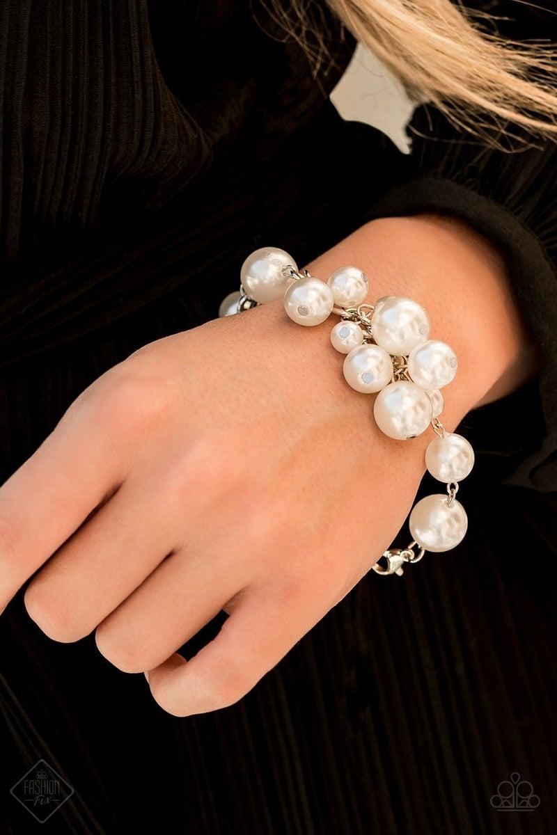 Girls In Pearls Pearl Bracelet