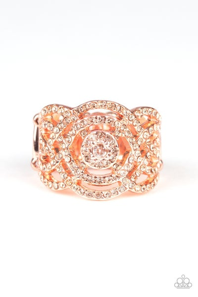 Countess To Ten Copper Ring