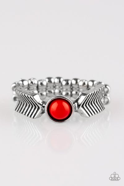 Awesomely ARROW Dynamic Red Ring
