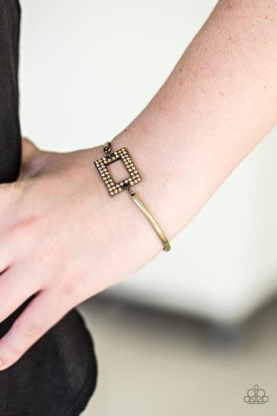 Metro Street Metro Brass Bracelet