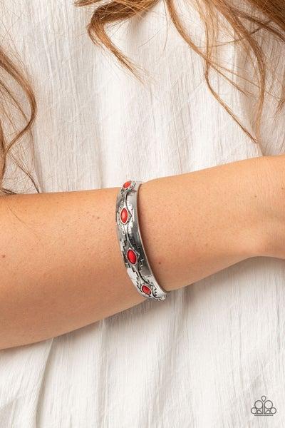 Santa Fe Red Bracelet