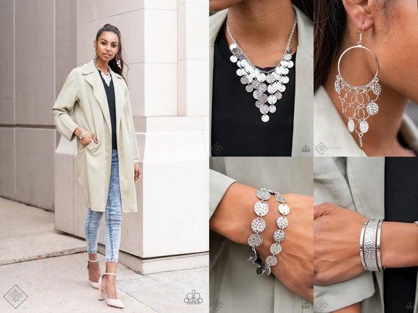 Spotlight Ready Silver Fashion Fix