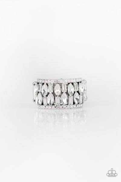 Treasure Trove Tribute White Ring