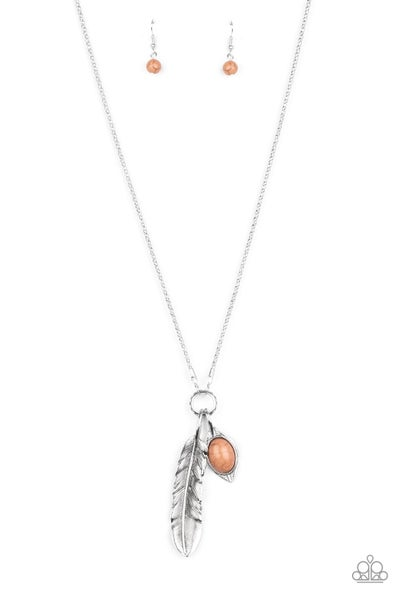 Sahara Quest Brown Necklace