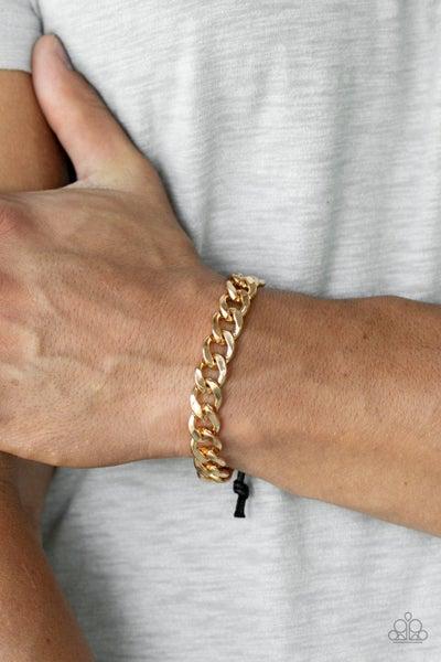 Renegade Gold Urban Bracelet