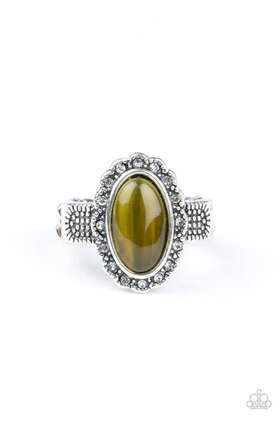 Fabulously Flawless Green Ring