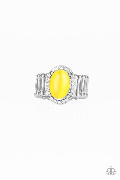 Laguna Luxury Yellow Ring