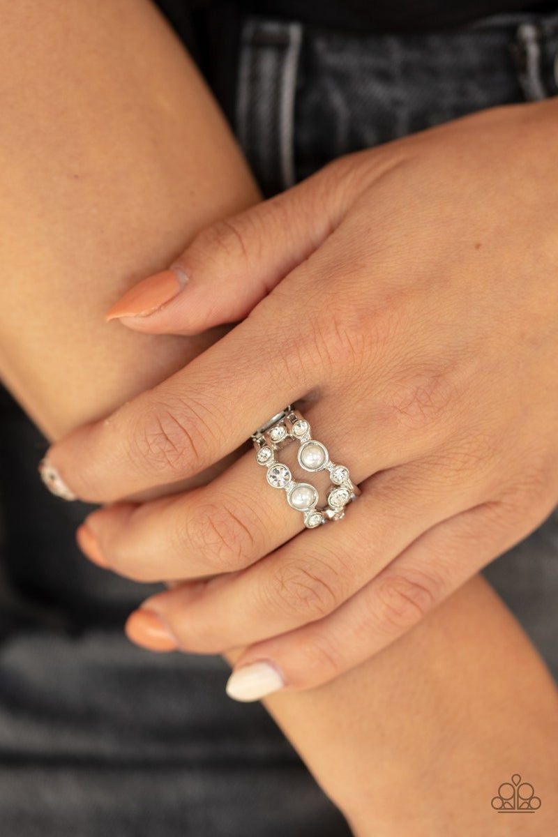 Treasure Treatment Pearl Ring