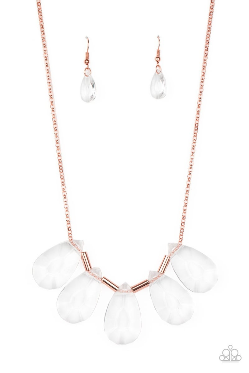 HEIR It Out Copper Necklace