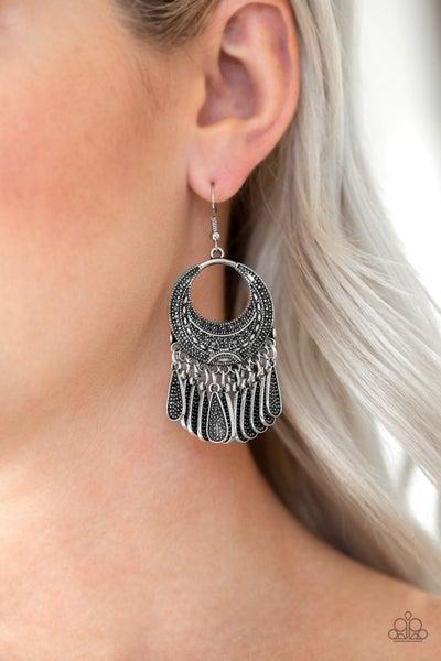 Mesa Majesty Silver Earrings