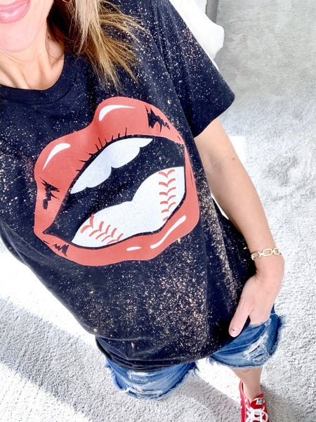 Baseball Mouth - Graphic Tee ⚾️ *Final Sale*