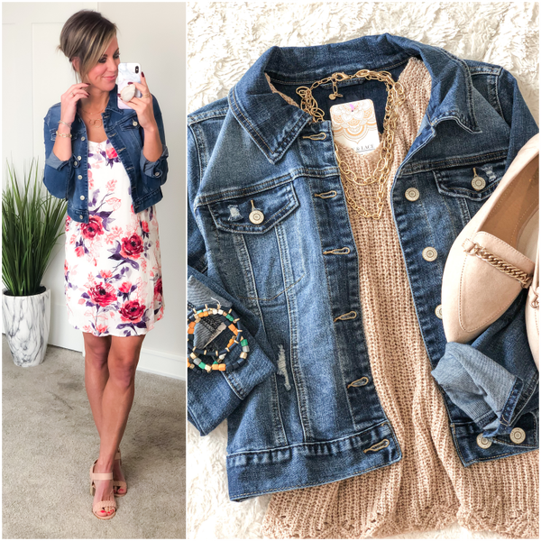 Darling Denim Jacket
