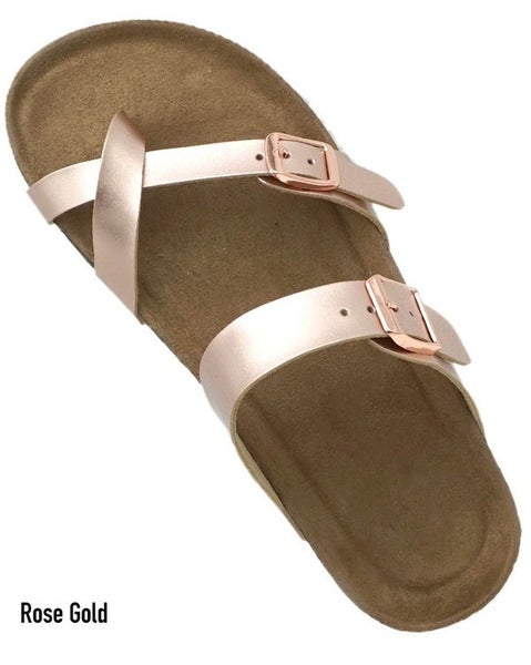 Toe Strap Birks (August Collection)