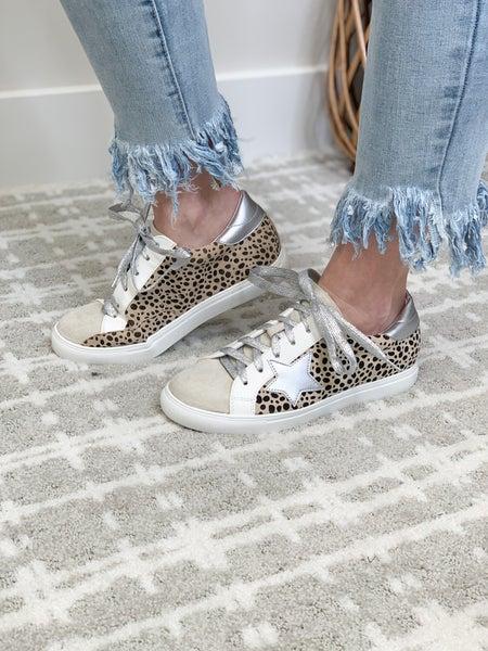 cheetah star sneakers