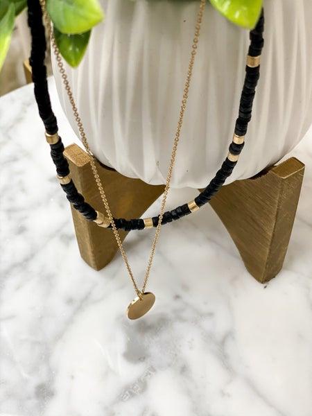 Bohemian Babe necklace
