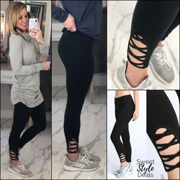 Athletic Leggings (January Collection)