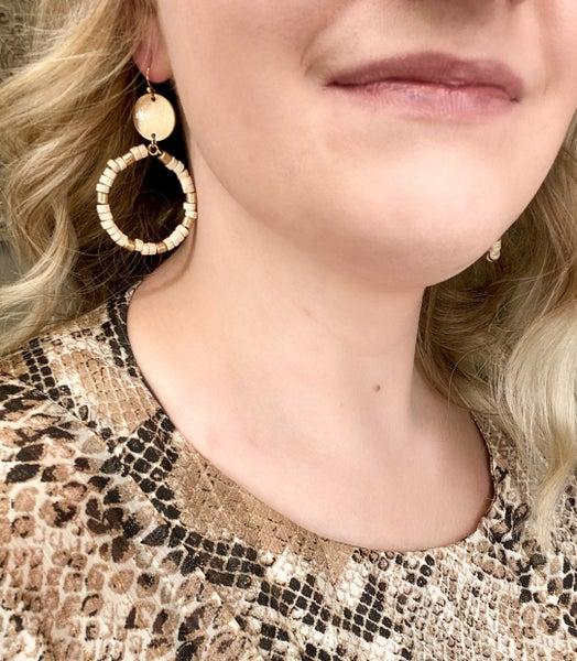 The Liane - Earrings