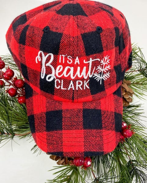 It's a Beaut Clark- Hat