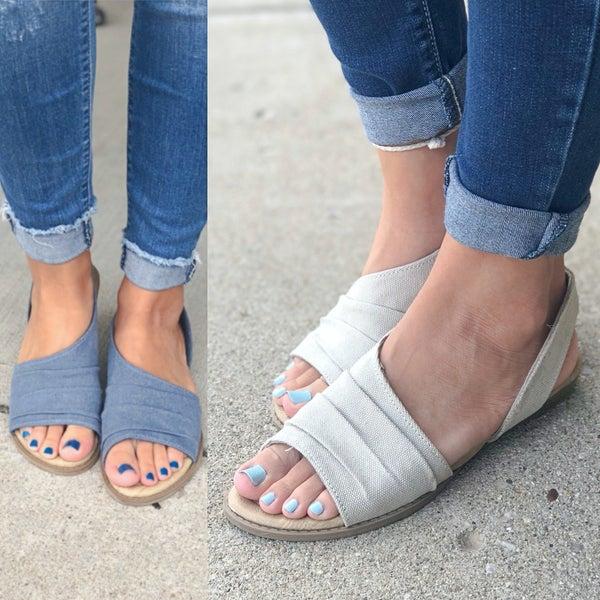 Shanti Sandals (2 Colors) *Final Sale*