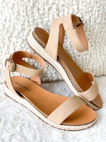Tacoma Sandals (2 Colors)