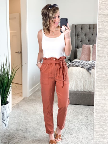 Vintage Tencel Pants