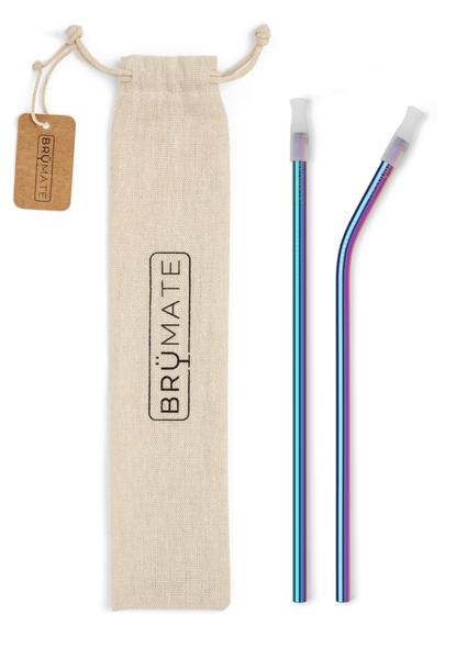 brumate straws 2 pack