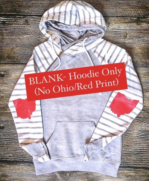 PLAIN - Dbl Hoodie PRE-ORDER! (XS-2X) (No Ohio Printing)