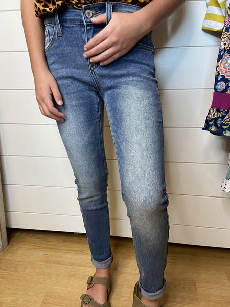 Tween KanCan Light Denim Jeans