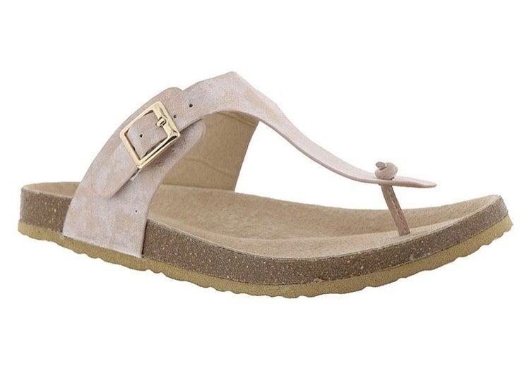 Volatile Sandals- Blush