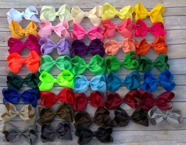 "Hair Bow ""DEAL OF THE DAY"""