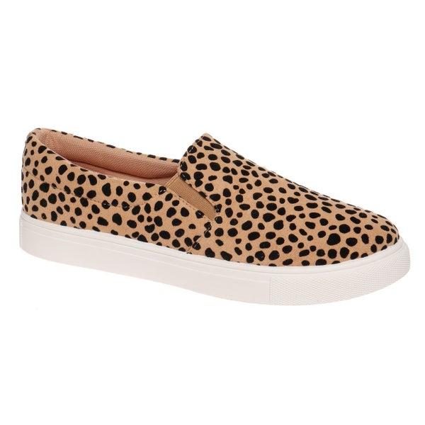 Cheetah Slip On Sneaker