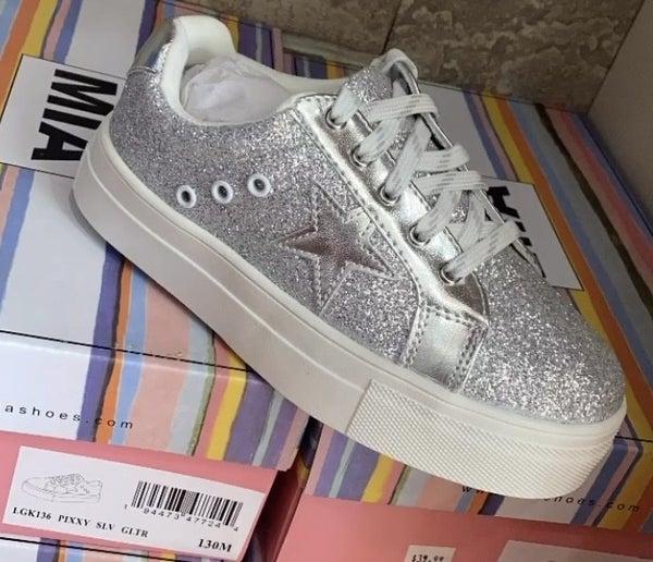 MIA Pixxy Glitter Sneaker
