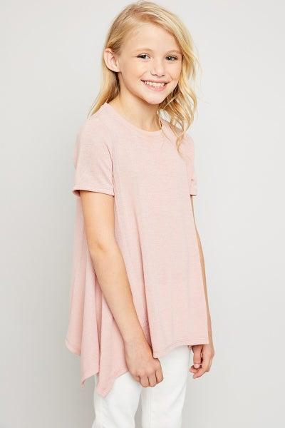 Hayden Pink Tunic Top