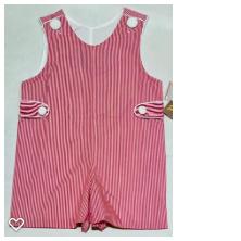 Red/White Striped JonJon