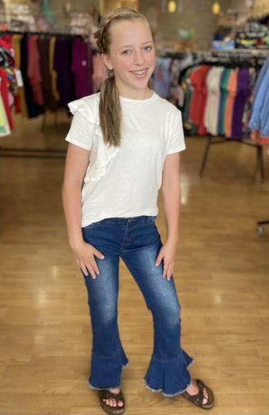 Hayden Denim Flare Jeans