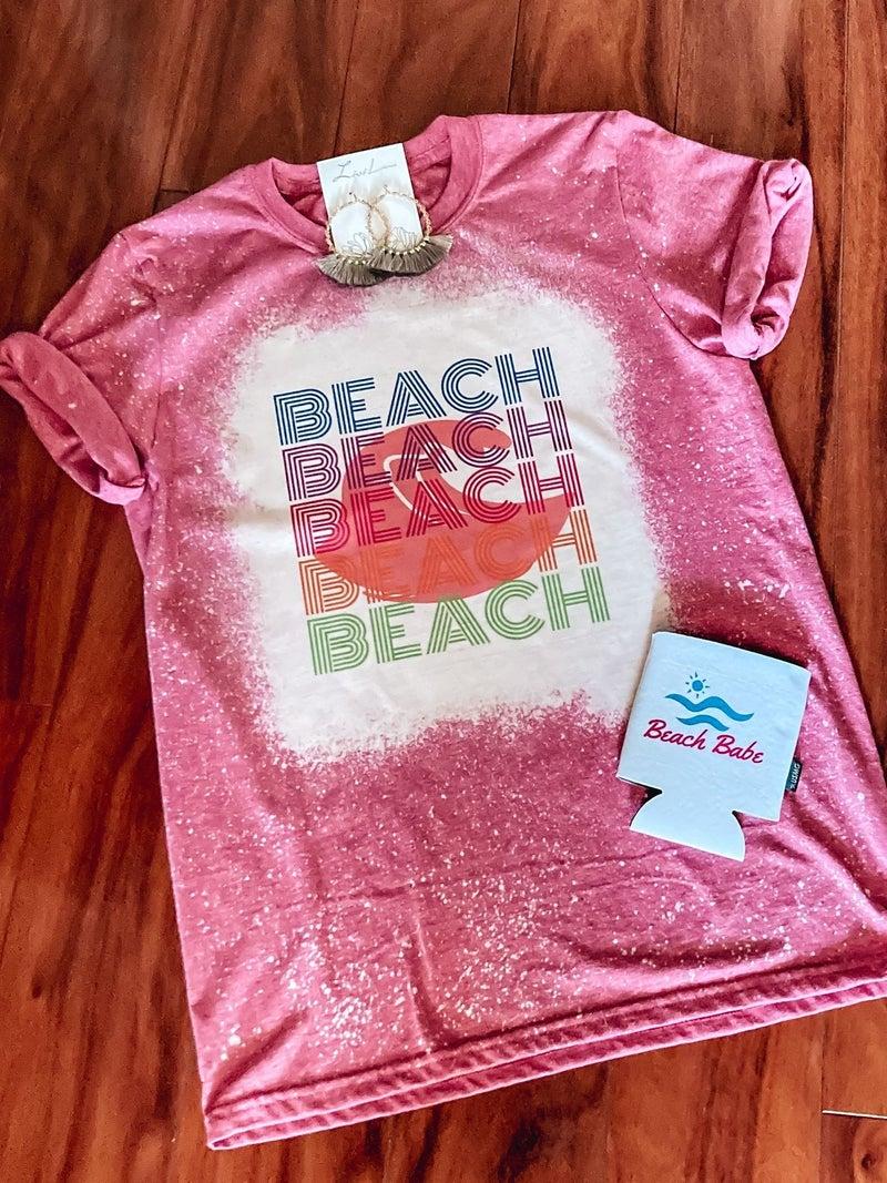 BEACH BLEACHED TEE