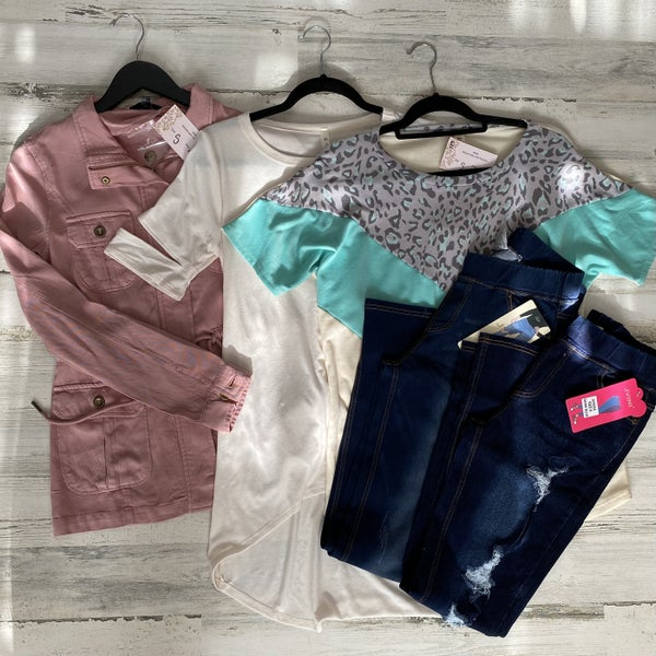 Clearance set #8 size small