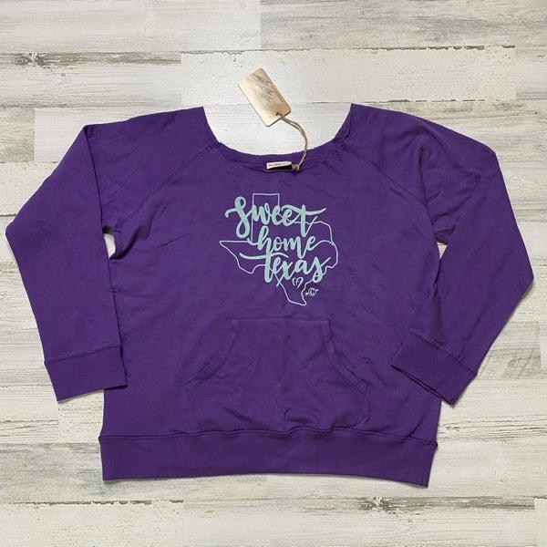 Sweet Home Texas Sweatshirt size XL