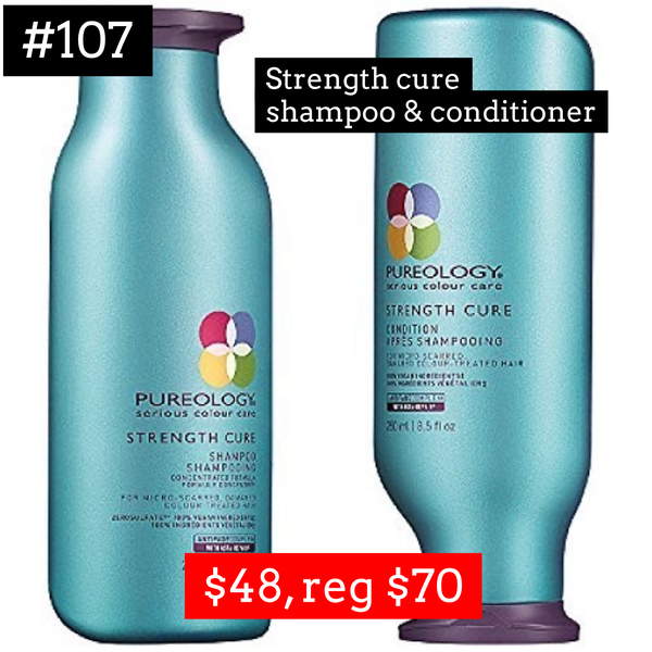 Pureology Strength Cure Set