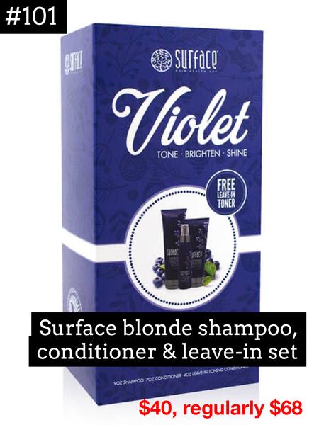 Surface blonde set