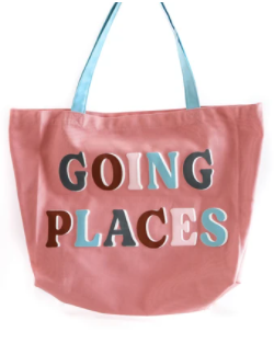 Going Places Tote