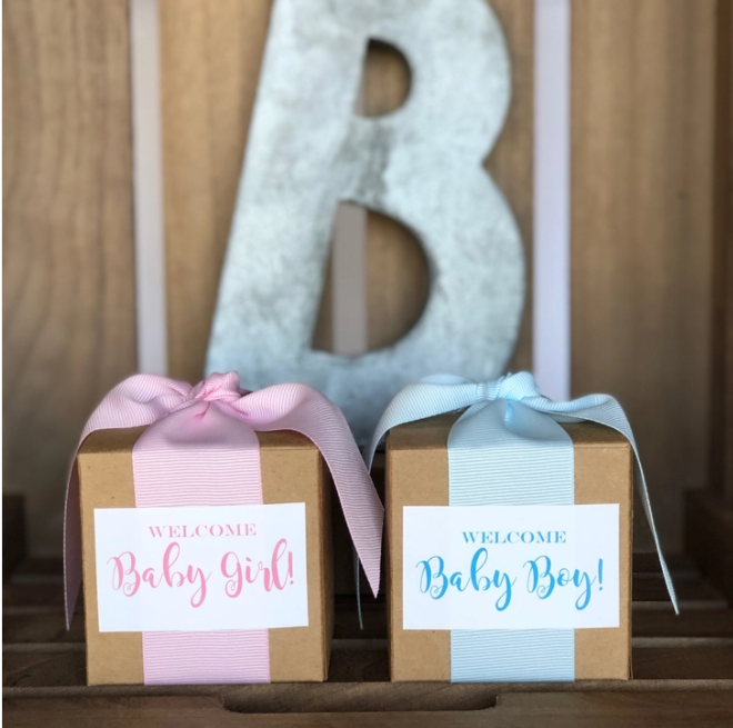 B Toffee-Baby Girl/Baby Boy 4oz