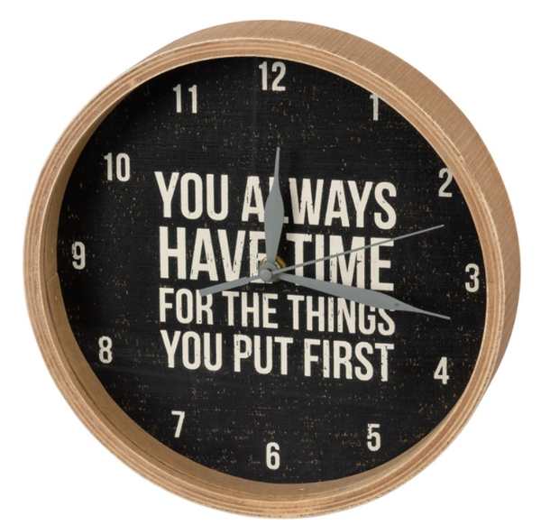 Clock - Always Have Time