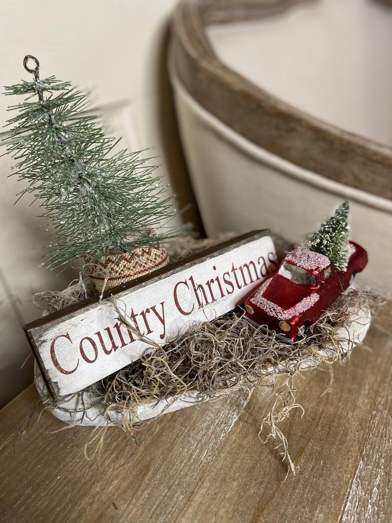 Country Christmas Mini Filler Kit