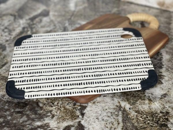"11""L Bamboo Cutting Board"