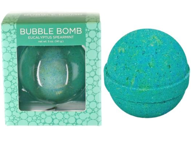 BUBBLE BOMB BATH BOMB